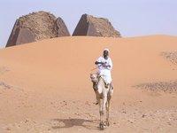 Merowe: Black pharaons