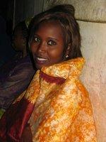 Woman at the Gamoo celebration