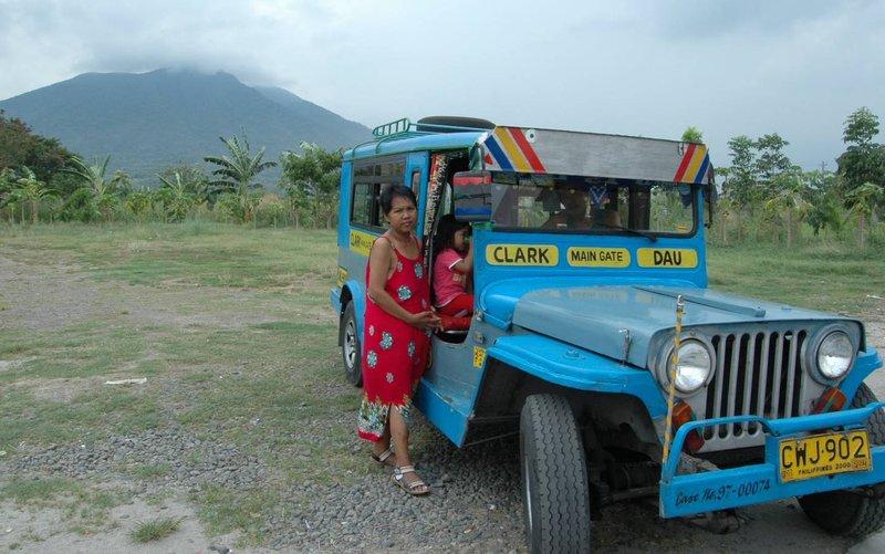 Public Utility Jeepney