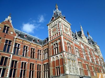 Amsterdam Centraal station - Amsterdam