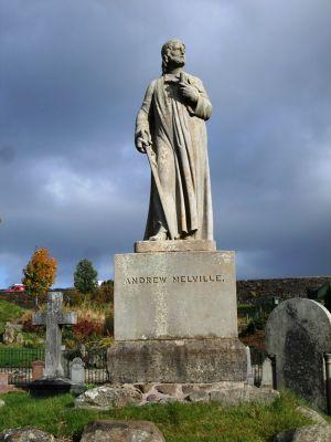 Andrew Melville - Stirling