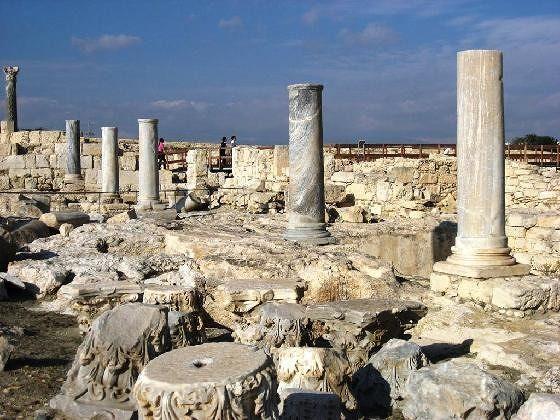 Visit Kourion.