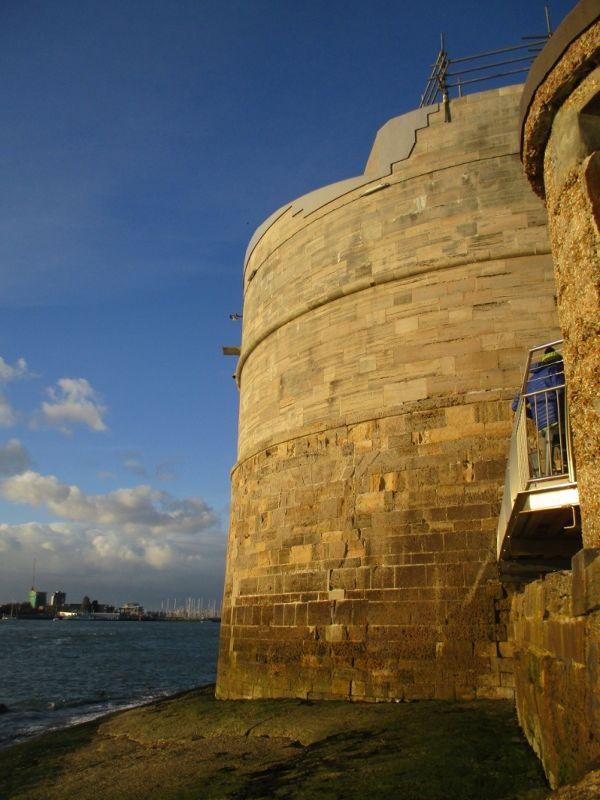 Round Tower - Portsmouth