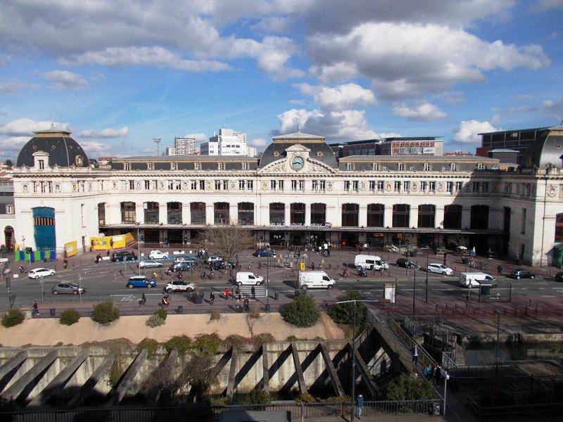 Gare Matabieu