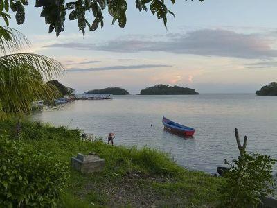 View from Isla San Fernando - Solentiname Islands