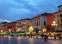Evening in Verona