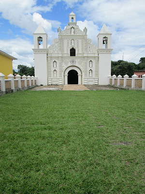 Las Mercedes church