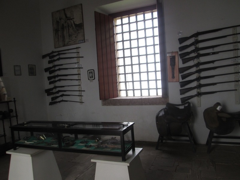 Lapa arms museum