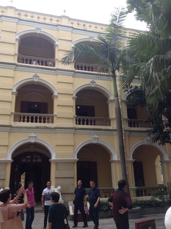 Sun yat sen's mansion