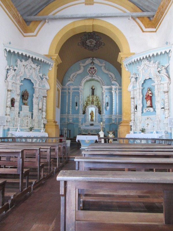 Church in Santo Antonio