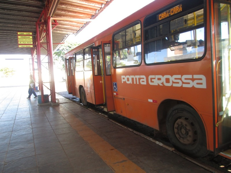 The wrong bus to the park