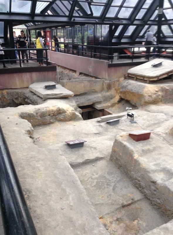 King Nanyue's tomb