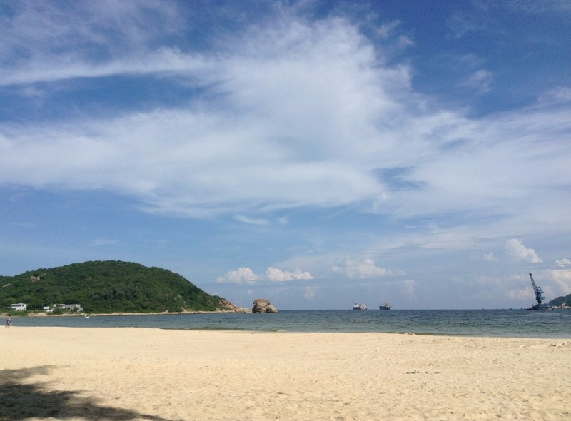 Houhai beach