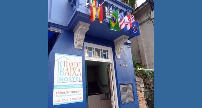 Cidade Baixa Hostel