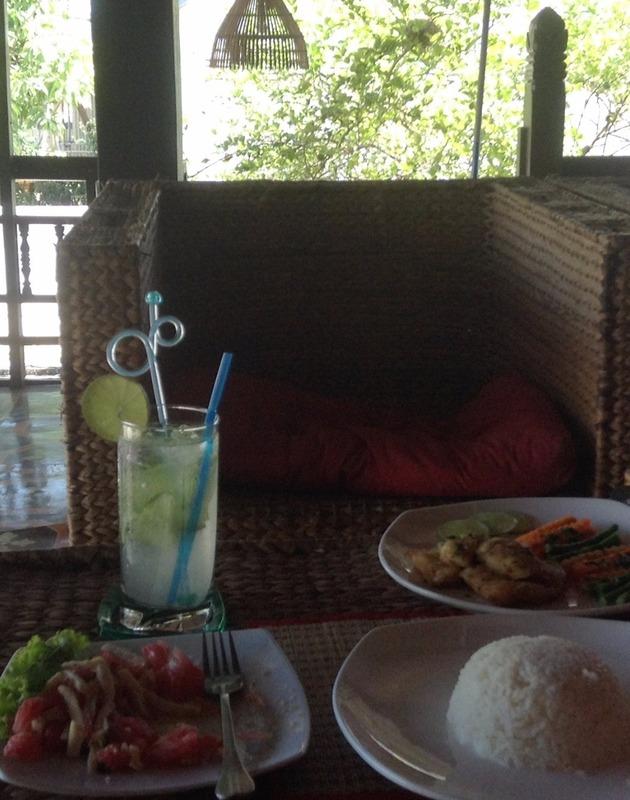 Fancy lunch