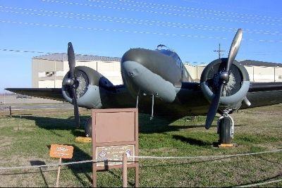 Beechcraft C-45 Expeditor - Bossier City