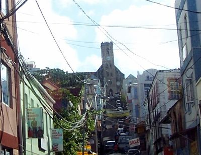 The Cathedral of the Immaculate Conception 2013 - Grenada