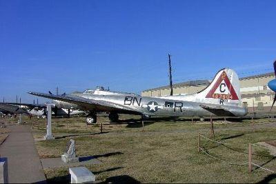 Boeing B-17G - Bossier City
