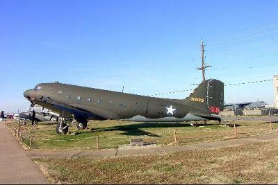 D-47A Sktrain - Shreveport