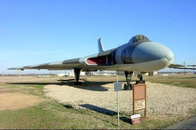 Avro Vulcan - Shreveport