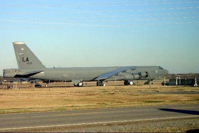 B-52G - Shreveport