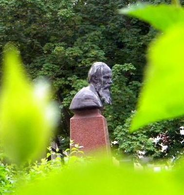 Fyodor Dostoyevsky - Tallinn