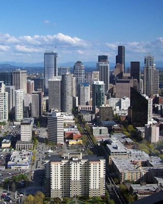 Downtown 2011 - Seattle
