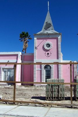 Town Hall (still unsafe for habitation) - Grand Turk