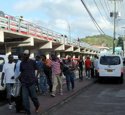Bus Station - Grenada