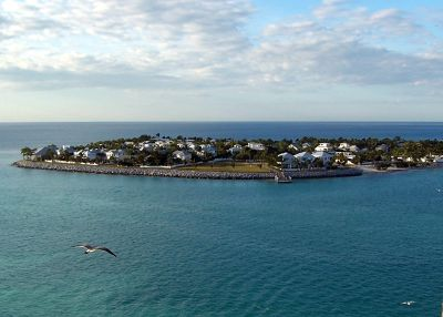 Sunset Key - formerly Tank Island - Key West