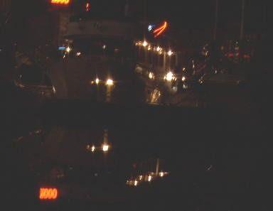 lights at night - Baltimore