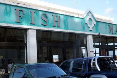 Fish Market - Saint George's