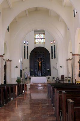 Main altar - Puerto Plata