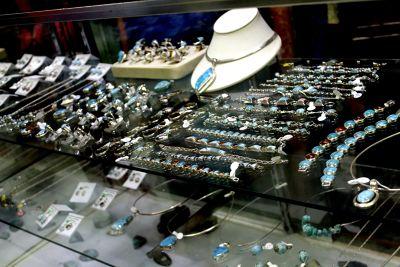 Jewelry counter - Puerto Plata