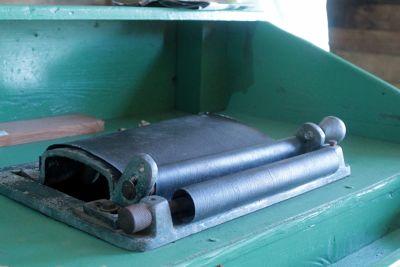 Cigar making machine - Puerto Plata