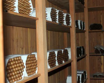 Finished cigars - Puerto Plata