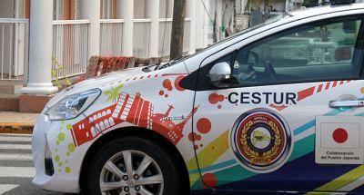 CESTUR car - Puerto Plata