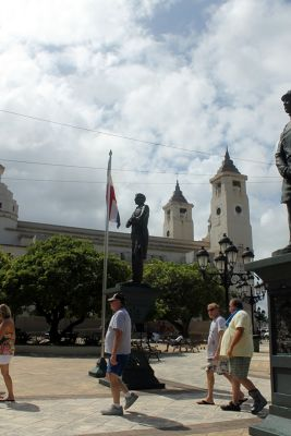 Central Square - Puerto Plata
