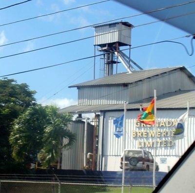 Grenada Brewery