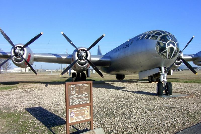 Boeing B-29 Superfortress - Bossier City