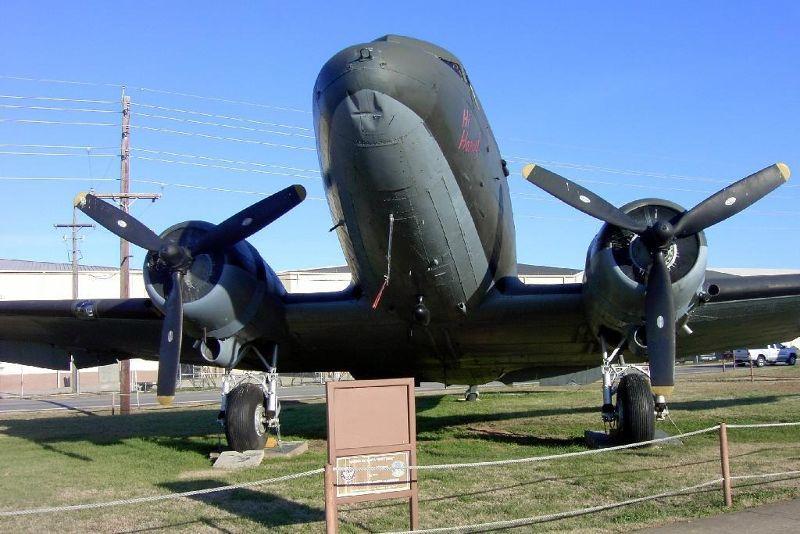 Douglas C-47A SkyTraker - Bossier City