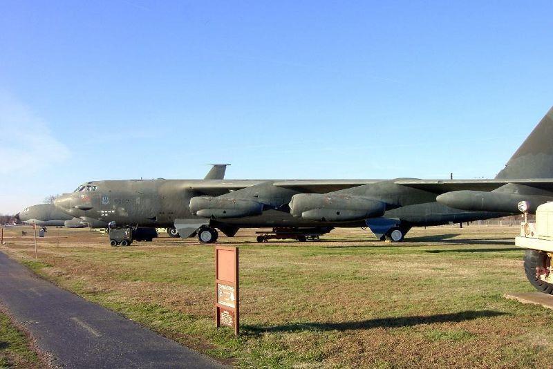 Boeing B-52G - Bossier City