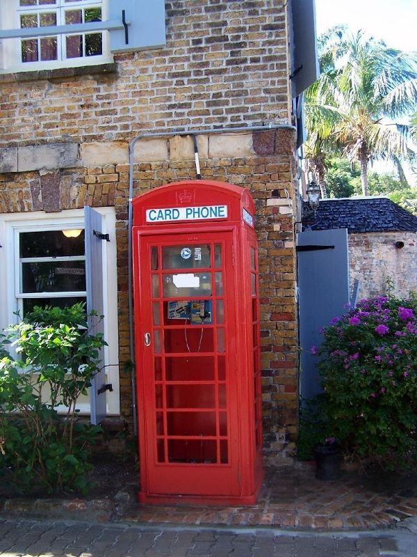 Credit card phone - Antigua and Barbuda