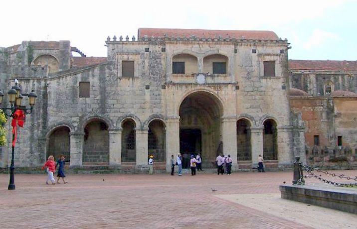 Cathedral - Santo Domingo