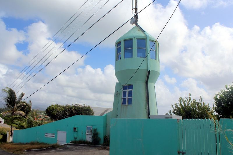 One of Grenada's Lighthouses
