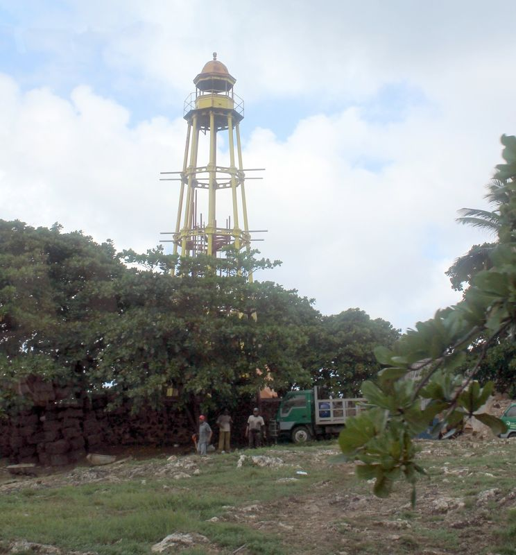 Old Lighthouse - Puerto Plata