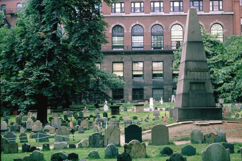Visit with Children - Boston National Historic Park