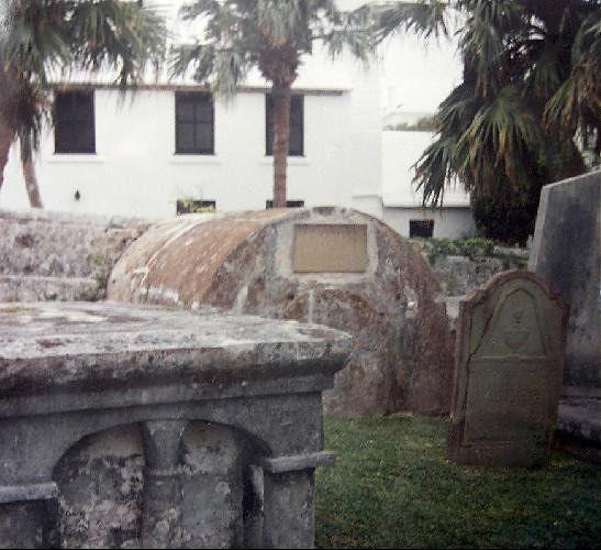 Cemetery - Saint George