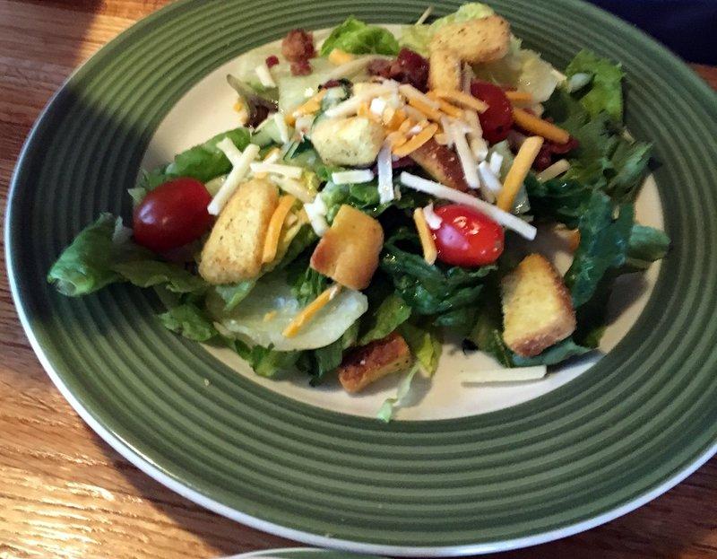 Bob's salad