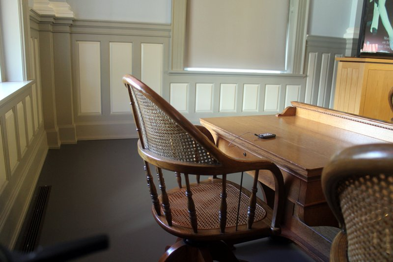 Representatives's desk